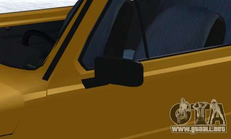 Fiat 126p FL para GTA San Andreas