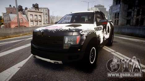 Ford F150 SVT Raptor 2011 Horizon para GTA 4