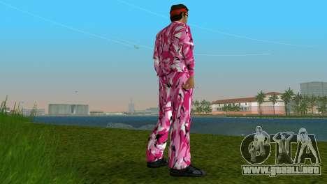 Camo Skin 20 para GTA Vice City tercera pantalla