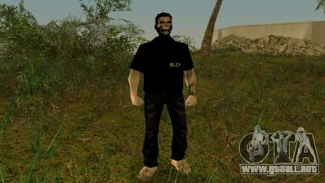 Death Skin para GTA Vice City