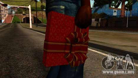 New Year Remote Explosives para GTA San Andreas tercera pantalla