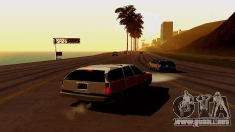 Nuevo transporte y compra para GTA San Andreas quinta pantalla