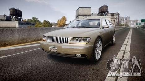 Ubermacht Oracle Elegance v2.0 para GTA 4