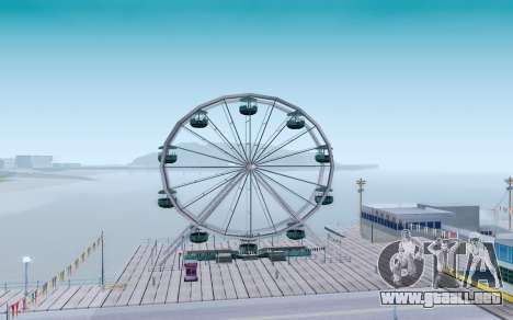 Digize V2.0 Final para GTA San Andreas tercera pantalla