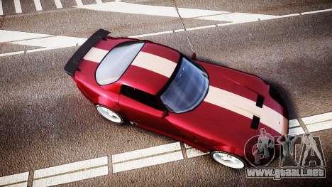 Bravado Banshee GTA V Style para GTA 4 visión correcta