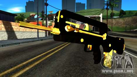 New Machine para GTA San Andreas
