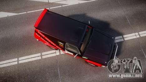Declasse Rancher Sandking style para GTA 4 visión correcta