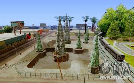 Digize V2.0 Final para GTA San Andreas segunda pantalla