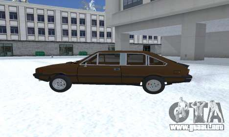 FSO Polonez 2.0X Coupe para GTA San Andreas left