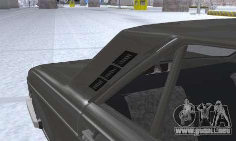 Ikco Peykan Chragh Benzi New para las ruedas de GTA San Andreas