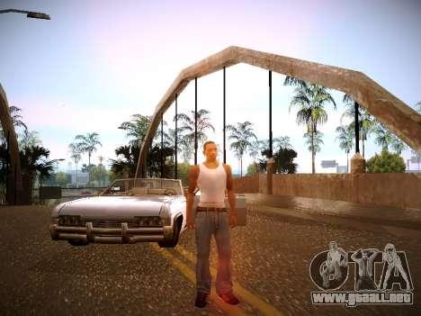 ENBSeries by Fase v0.2 NEW para GTA San Andreas quinta pantalla