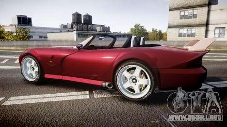 Bravado Banshee GTA V Style para GTA 4 left