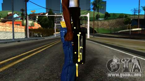 New Machine para GTA San Andreas tercera pantalla