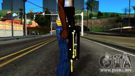 New Machine para GTA San Andreas tercera pantalla
