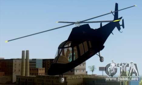 Swift GTA 5 para GTA San Andreas left