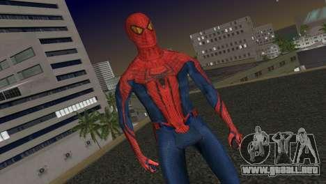 The Amazing Spider-Man para GTA Vice City quinta pantalla
