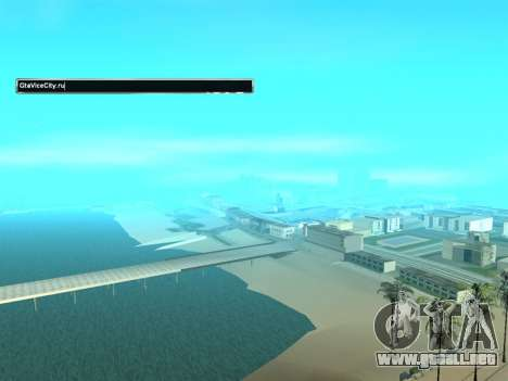 SampGUI - Calavera para GTA San Andreas segunda pantalla