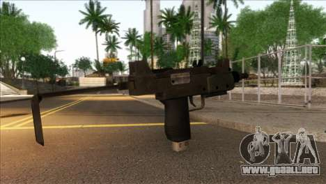 Micro SMG from GTA 5 para GTA San Andreas