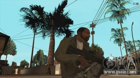 M7A3 para GTA San Andreas segunda pantalla