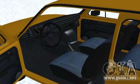 Fiat 126p FL para el motor de GTA San Andreas