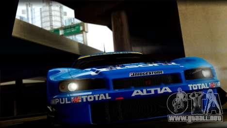 ENBSeries for medium PC para GTA San Andreas séptima pantalla