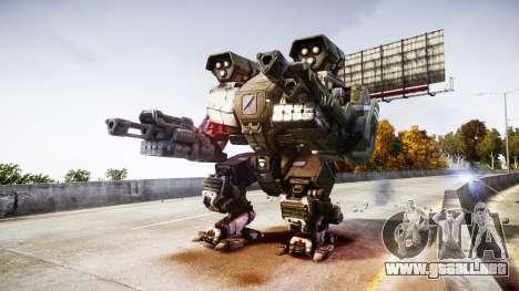 Enhanced Power Armor para GTA 4 tercera pantalla