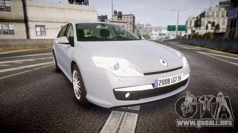 Renault Laguna III 2007 para GTA 4