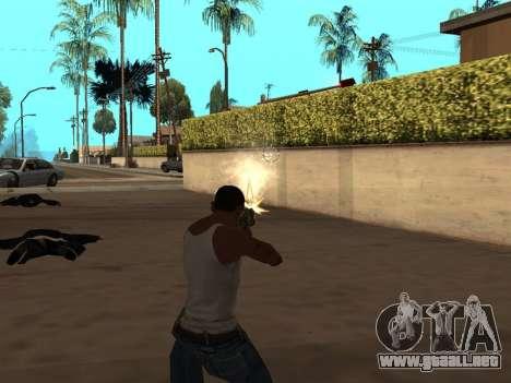 Effects by Lopes 2.2 New para GTA San Andreas quinta pantalla