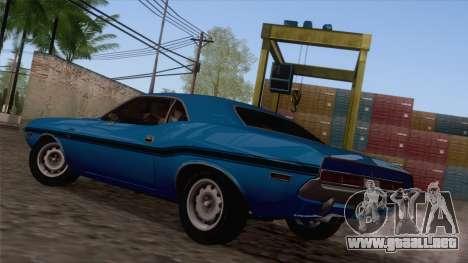 ENBSeries by Blackmore 0.075c para GTA San Andreas sexta pantalla
