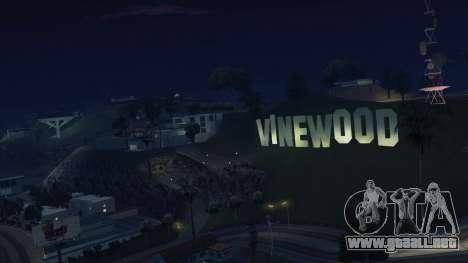 ENB Echo para GTA San Andreas séptima pantalla