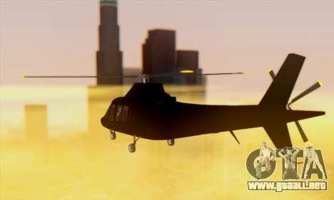 Swift GTA 5 para visión interna GTA San Andreas
