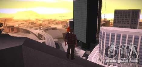 ENB by NIKE para GTA San Andreas tercera pantalla