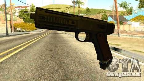 AP Pistol from GTA 5 para GTA San Andreas