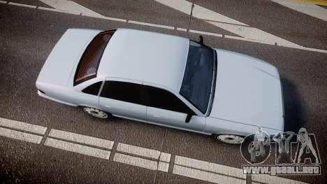 GTA V Vapid Stanier Sports para GTA 4 visión correcta