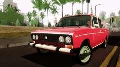 VAZ Lada 2106 v2 para GTA San Andreas