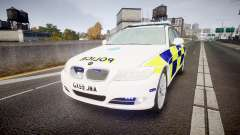 BMW 325d E91 2009 Sussex Police [ELS]
