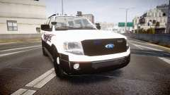 Ford Expedition 2010 Delta Police [ELS] para GTA 4