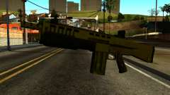 Bullpup Shotgun from GTA 5 para GTA San Andreas