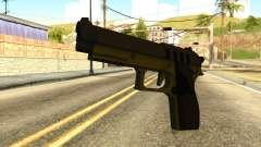 Pistol from GTA 5 para GTA San Andreas