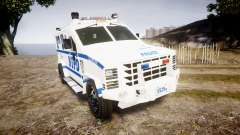 Lenco BearCat NYPD ESU [ELS]