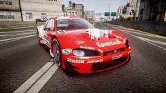 Nissan Skyline R34 2003 JGTC Xanavi
