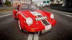 Porsche 911 Carrera RSR 3.0 1974 PJ216 para GTA 4