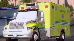 Pierce Commercial Miami Dade Fire Rescue 12 para GTA San Andreas