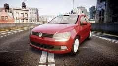 Volkswagen Gol G6 iTrend 2014 rims1