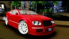 GTA 5 Enus Cognoscenti Cabrio IVF