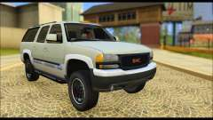 GMC Yukon XL 2003 v.2 para GTA San Andreas