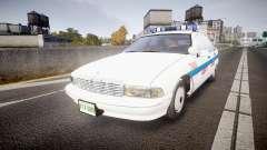 Chevrolet Caprice Liberty Police [ELS]