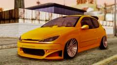 Peugeot 206 Camber Style