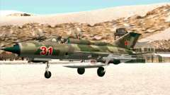 MiG 21 de la fuerza aérea Soviética