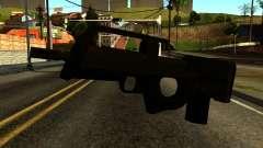 Assault SMG from GTA 5 para GTA San Andreas